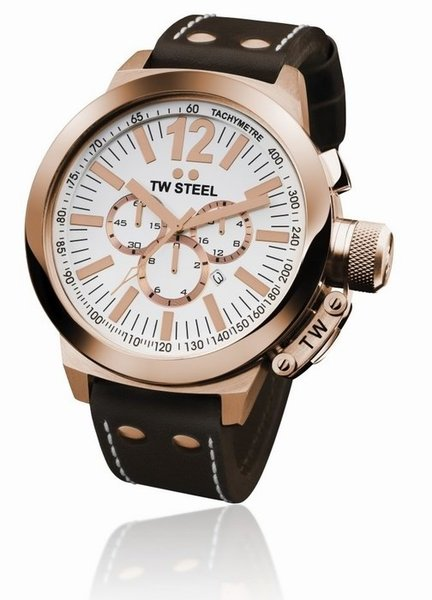 TW Steel TW Steel CEO Collection watch 45mm Chrono CE1019
