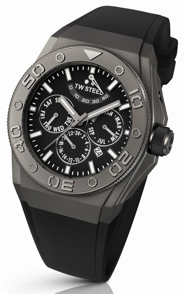 TW Steel TW Steel CE5000 CEO Diver Multifunction Automatic Watch 44mm DEMO