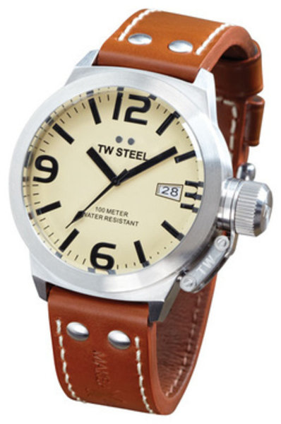TW Steel TW Steel TW895 Make A Hero Special Edition watch 45mm DEMO