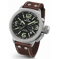 TW Steel CS24 Canteen XXL Chronograph Herrenuhr 50mm