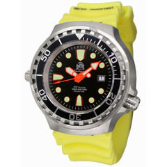 Tauchmeister T0078Y combat diver watch 100 ATM
