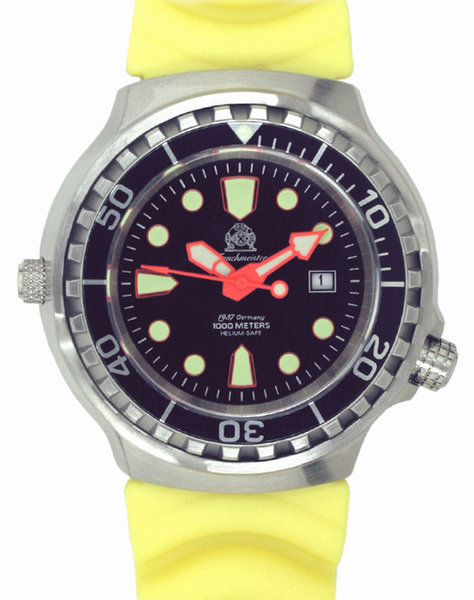 Tauchmeister Tauchmeister T0078Y combat diver watch 100 ATM