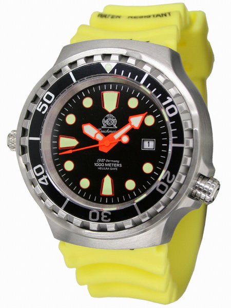 Tauchmeister Tauchmeister T0079Y Professional Diver Watch 1000m