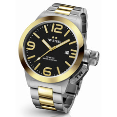 TW Steel CB42 Canteen Bracelet men's watch 50mm