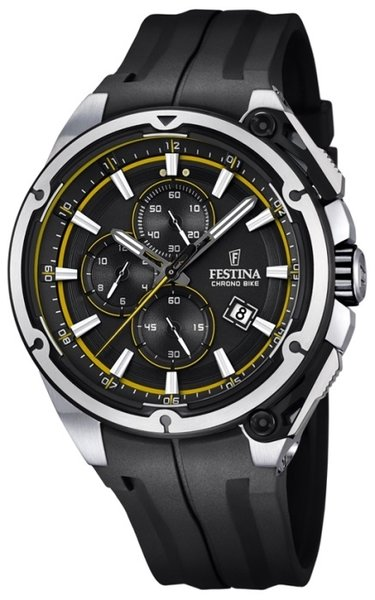 Festina Festina F16882/7 Tour de France 2015 Chronograph Uhr 44mm