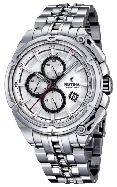 Festina Festina F16881/1 Tour de France 2015 Chronograph Uhr 44mm