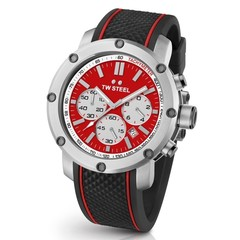 TW Steel TS1 Grandeur Tech chronograph men's watch 48mm