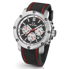 TW Steel TS2 Grandeur Tech chronograph men's watch 48mm