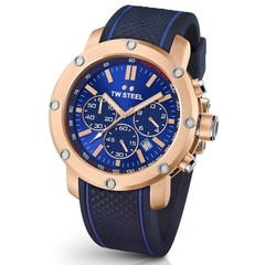 TW Steel TS3 Grandeur Tech chronograph men's watch 48mm