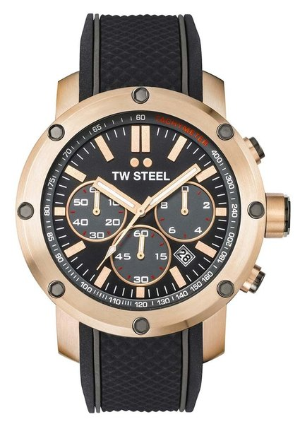 TW Steel TW Steel TS5 Grandeur Tech chronograph men's watch 48mm