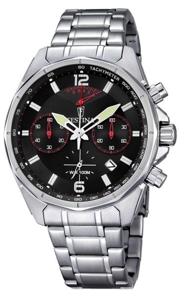 Festina Festina F6835/2 Chronograph Uhr LIMITED EDITION 45mm
