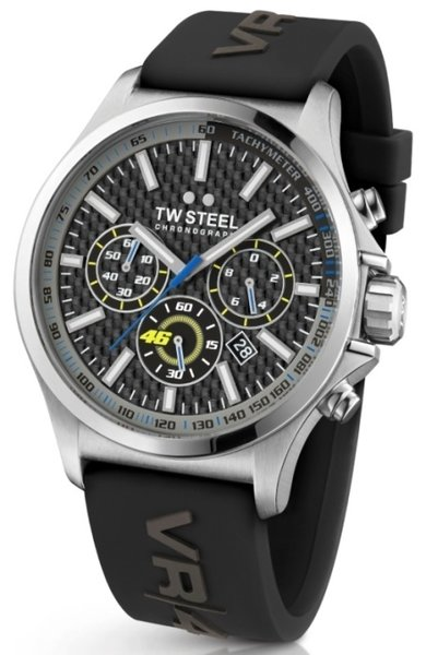 TW Steel TW Steel TW939 VR46 Valentino Rossi chronograph watch 48mm