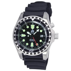 Tauchmeister T0284 automatic diver watch 100 ATM