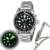 Tauchmeister Tauchmeister T0284 automatic diver watch 100 ATM