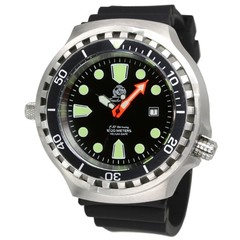 Tauchmeister T0285 automatic diver watch XXL 100 ATM