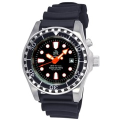 Tauchmeister T0283 automatic diver watch 100ATM
