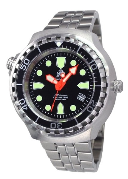 Tauchmeister Tauchmeister Diver Craft 1000m automatic watch T0245M