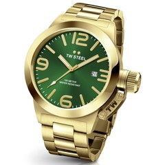 TW Steel CB222 Canteen Bracelet mens watch 50mm