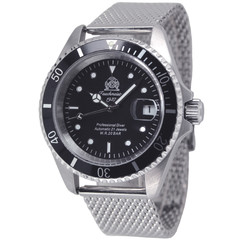 Tauchmeister T0250MIL Automatic Divers Watch 200m