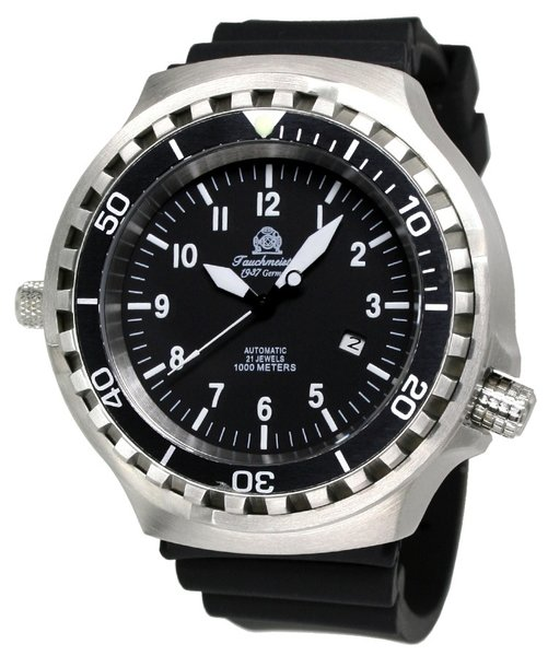 Tauchmeister Tauchmeister T0286 XXL automatic diver watch 100 ATM