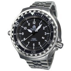 Tauchmeister T0286M XXL automatic diver watch 100 ATM