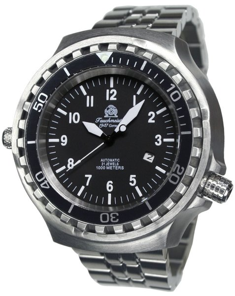 Tauchmeister Tauchmeister T0286M XXL automatic diver watch 100 ATM