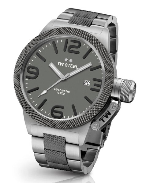 TW Steel TW Steel CB206 Canteen Bracelet automatic mens watch 50mm