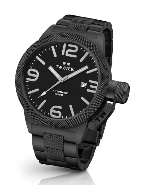TW Steel TW Steel CB215 Canteen Bracelet automatic mens watch 45mm