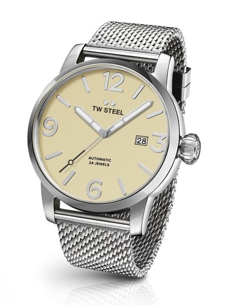 TW Steel TW Steel MB5 Maverick automatic watch 45 mm