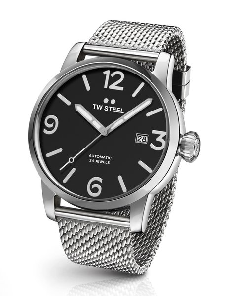 TW Steel TW Steel MB15 Maverick automatic watch 45 mm