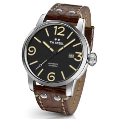 TW Steel MS6 Maverick automatic mens watch 48 mm