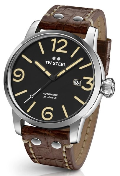 TW Steel TW Steel MS6 Maverick automatic mens watch 48 mm