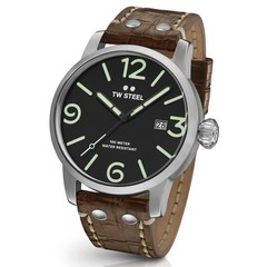 TW Steel MS12 Maverick mens watch 48 mm