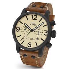TW Steel MS44 Maverick chronograph watch 48 mm
