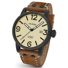 TW Steel MS46 Maverick automatic mens watch 48 mm