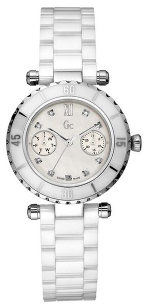 Gc Guess Collection Guess I46003L1 Damenuhr 34mm Swiss Made
