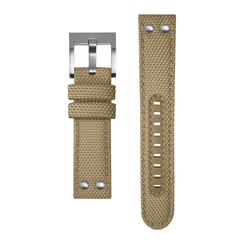 TW Steel TWS602 canvas strap camel 24 mm