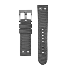 TW Steel TWS604 canvas strap dark grey 24 mm