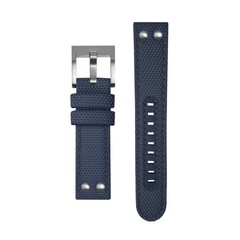 TW Steel TWS605 canvas strap blue 22 mm