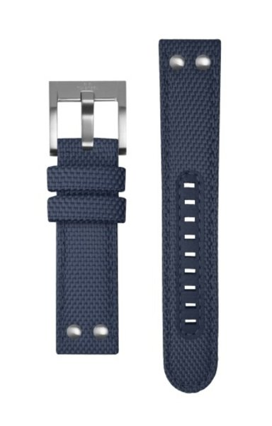 TW Steel TW Steel TWS605 canvas strap blue 22 mm