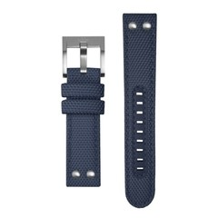 TW Steel TWS606 canvas strap blue 24 mm