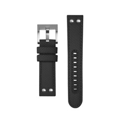 TW Steel TWS607 canvas strap black 22 mm