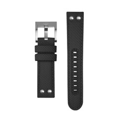 TW Steel TWS608 canvas strap black 24 mm