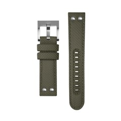 TW Steel TWS609 canvas strap green 22 mm