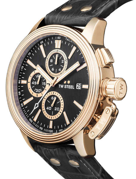 TW Steel TW Steel CE7011 CEO Adesso chrono watch 45mm