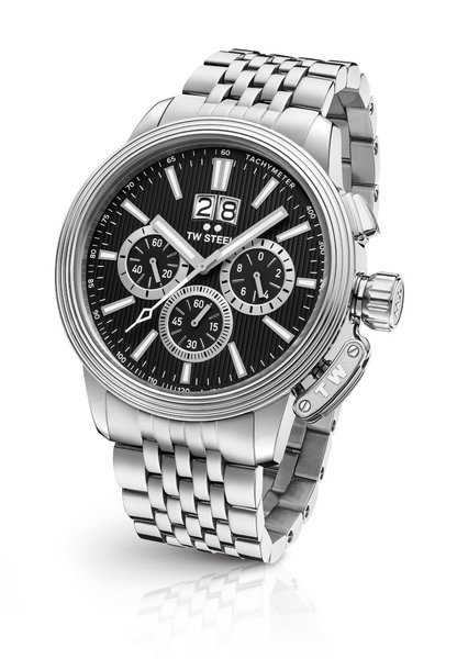 TW Steel TW Steel CE7019 CEO Adesso chrono watch 45mm