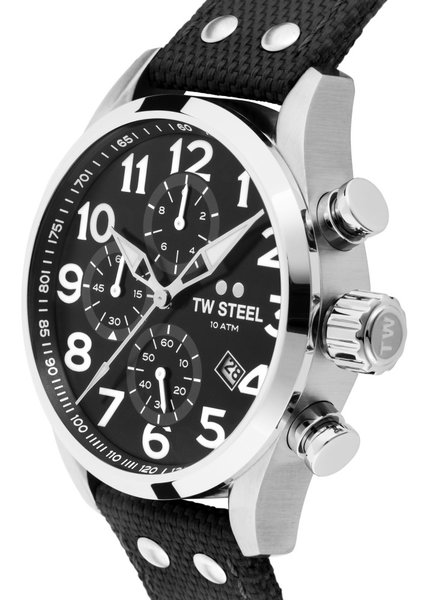 TW Steel TW Steel VS4 Volante chronograph watch 48mm