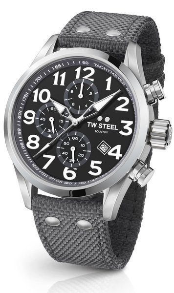 TW Steel TW Steel VS14 Volante chronograph watch 48mm