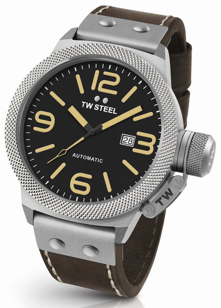 TW Steel TW Steel CS36 Canteen XXL automatic men's watch 50mm DEMO