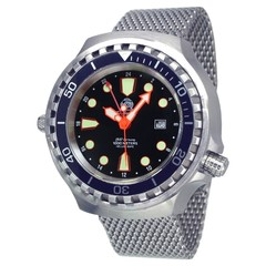 Tauchmeister T0278MIL XXL diver watch 100ATM